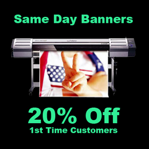 Best banner printing